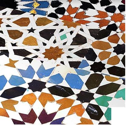 Falquon Quadraic Laminaat Mosaic