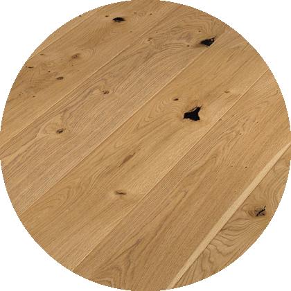 Wood Select Breed Hamar 3500 3 laags Naturel Geolied Rustiek