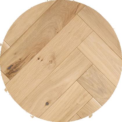Wood Visgraat Panama 3302 Naturel Geolied Rustiek
